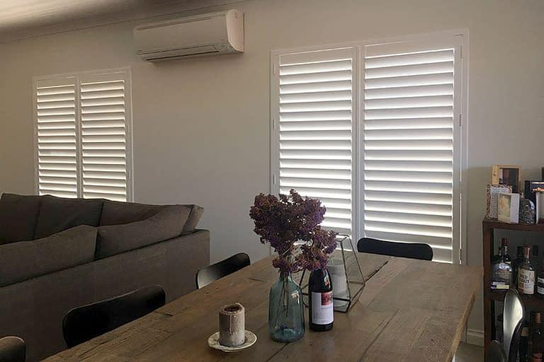 Indoor Blinds by Alfresco Creations