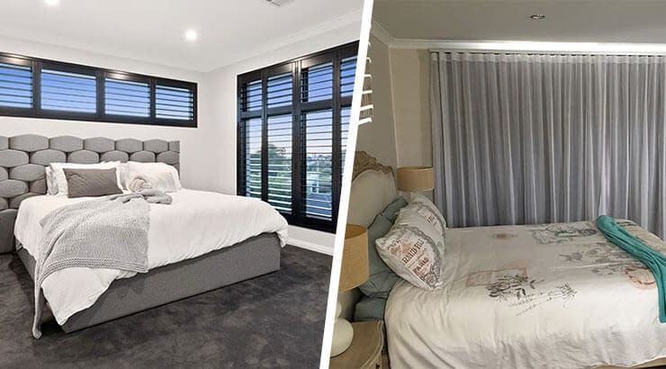 Curtains Blinds Best For Bedroom