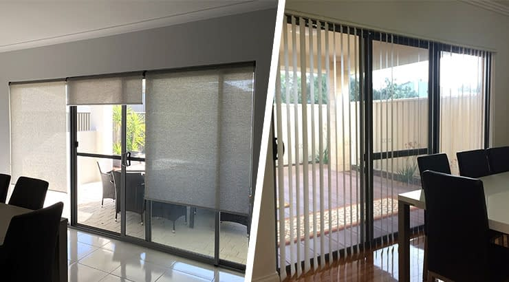 Best Blinds for Sliding Doors