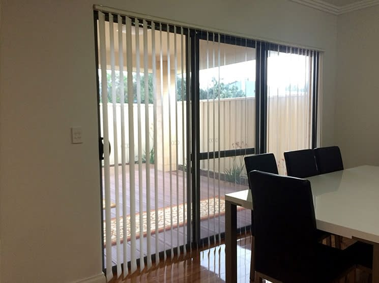 Vertical Blinds Perth