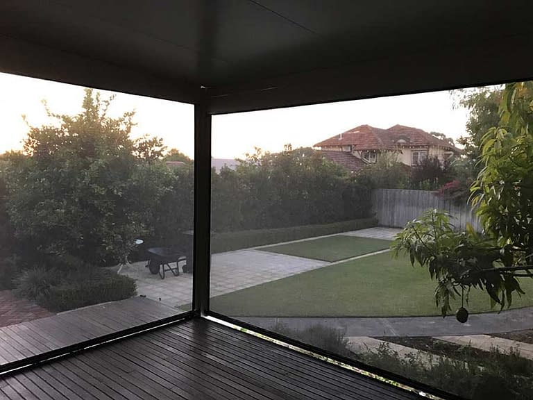 Patio Blinds Perth