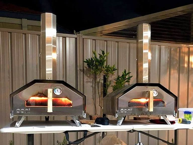 Ooni Pro Woodfired Pizza Oven