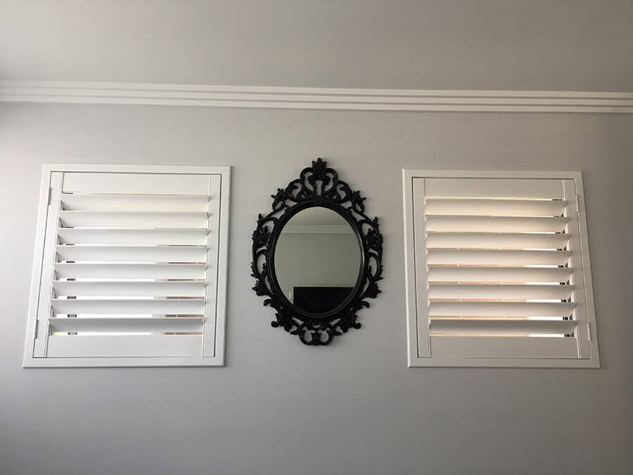 Plantation Shutters for Baby's Room